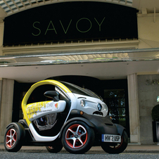 Renault Twizy Break Free