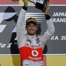 Vettel world champion in Button win