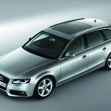 Audi A4 Avant 2.0 TFSI Start/Stop quattro Black Edition