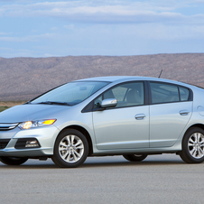 Revised 2012 Honda Insight Gets Better Fuel Efficiency