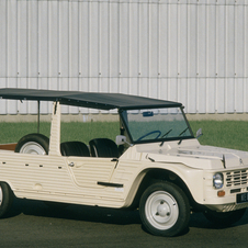 Citroën Mehari 4X2 Enterprise