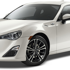 Scion FR-S Automatic