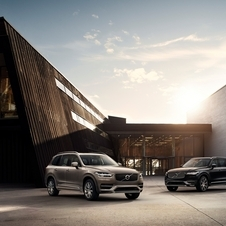 The XC90 also marks the start of a new phase of design at Volvo