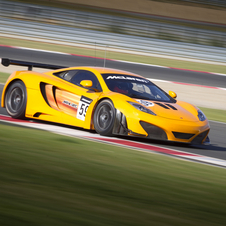 More McLaren MP4-12C GT3 Drivers Announced