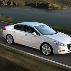 Peugeot 508 155 THP Active Automatic