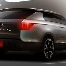SsangYong showcases XIV-1 concept and launches SUT-1