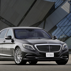 The S500 Plug-In Hybrid shows what is possible from a large hybrid car