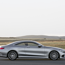 The S63 AMG, S65 AMG and S 600 are also planned for launch