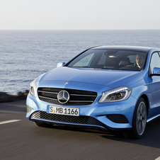 The A- and B-Class are selling a third better than their predecessors.