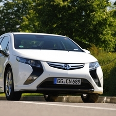 Vauxhall Ampera Hatchback 16kWh Electron 5dr