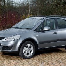 Suzuki SX4 Crossover Technology AWD