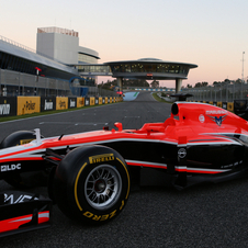 The team has received help from McLaren and Willaims