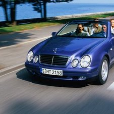 Mercedes-Benz CLK 200 Cabriolet AT