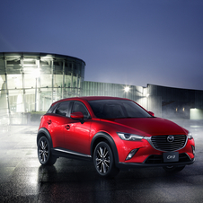 The Mazda2 is the model that underlies the new SUV of the Japanese brand