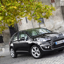 Citroën C3 Entreprise 1.4HDi 70cv Seduction