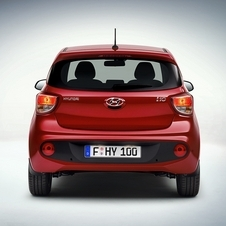 The interior has also been one of main focus of improvement by Hyundai on the i10