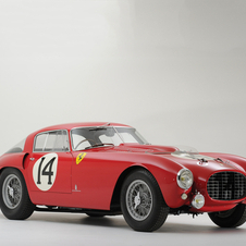 Ferrari 375 MM Pininfarina Berlinetta