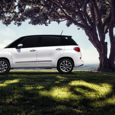 Fiat 500L 1.4 MultiAir Turbo Easy
