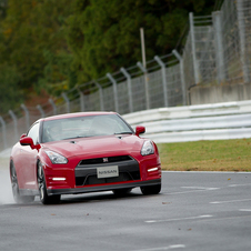 The GT-R has benefited from nearly annual updates