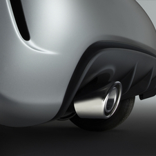 Fiat is also giving the turbo a polished exhaust