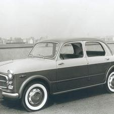 Fiat 1100-103 E TV Saloon