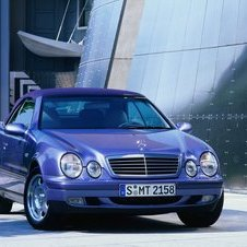 Mercedes-Benz CLK 230 Kompressor Cabriolet AT