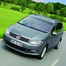 Volkswagen Sharan 2.0 TDI BlueMotion Technology Trendline DPF