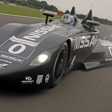 The Deltawing crashed out of the 24 Hours of Le Mans but was performing as expected at the time