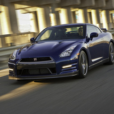 Nissan has continued modify the GT-R so it can keep up with competition