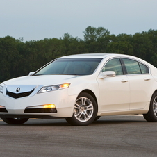 Acura TL w/ Technology Package