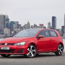 Volkswagen Golf GTI S Automatic