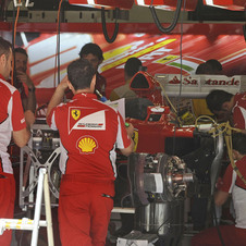 Ferrari says it has two other fuel developments still in testing