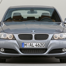 BMW 330d BluePerformance Edition Exclusive