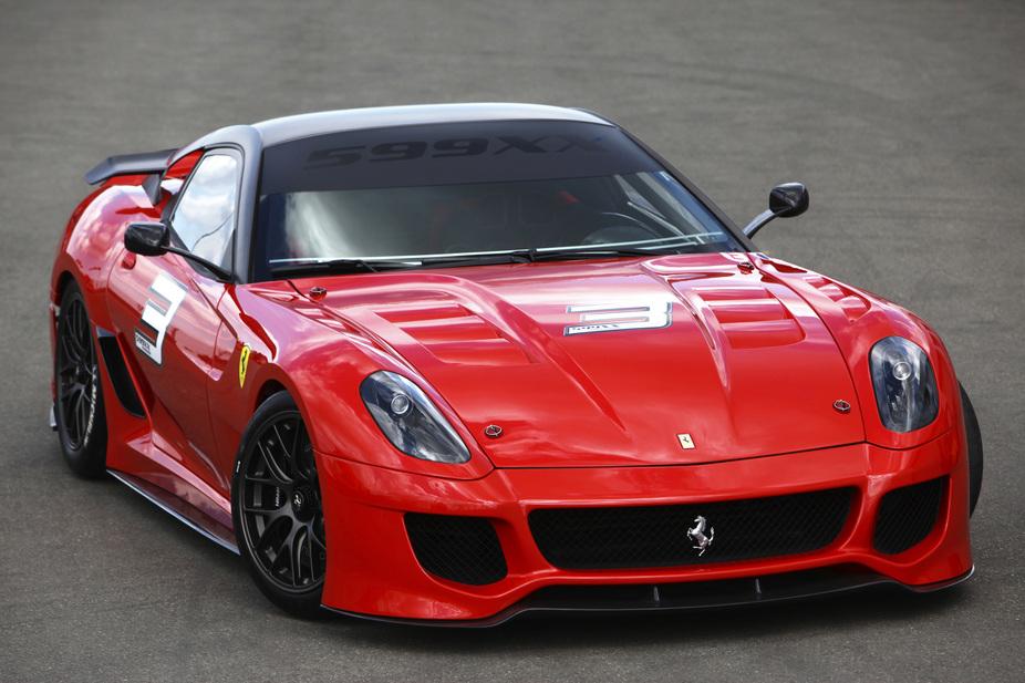 Ferrari 599xx 13 Fotos Und 3 Technische Daten De Autoviva Com