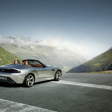 BMW Pulls the Top Off the Zagato Coupe at Pebble Beach