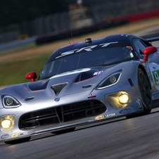 SRT Viper GTS-Rs Finish 10th and 12th in Class at Mid-Ohio