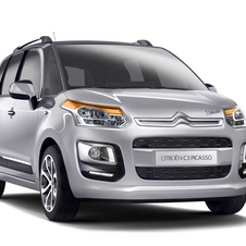 The new front end has the new Citroën chevrons