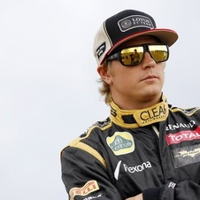 Raikkonen is a dark horse choice