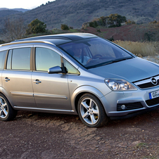 The next generation Zafira will be developed and built in France