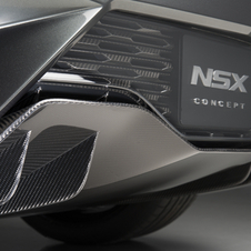 Acura Releases New Gallery of NSX Including Interior