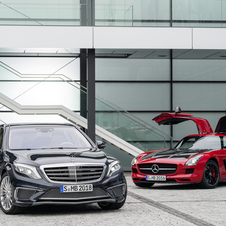 Mercedes will reveal the SLS AMG GT Final Edition and S65 in LA and Tokyo