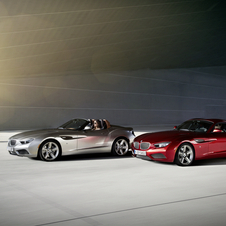The Roadster and Coupe are very similar except in the rear