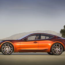 Fisker Unveils Mid-Sized Atlantic as Range-Extended Hybrid