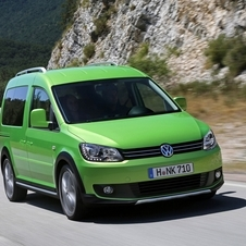 VW Caddy Cross and Amarok Canyon Show Commitment to Off Road