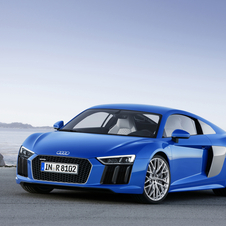 In terms of design the new R8 retains the essential format of the first generation