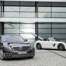 The Final Edition is the last 350 units of the SLS
