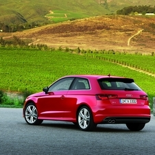Audi A3 1.8 TFSI Attraction
