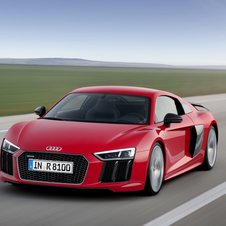Audi also confirmed the launch of a new R8 e-tron version, which will have a limited production