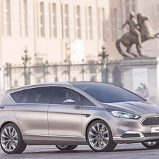 This is the second model of Ford's lineup to receive the new upscale Vignale sub-brand