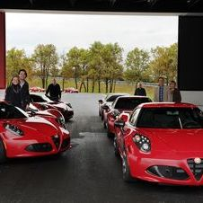 Alfa is building 500 special Launch Editions
